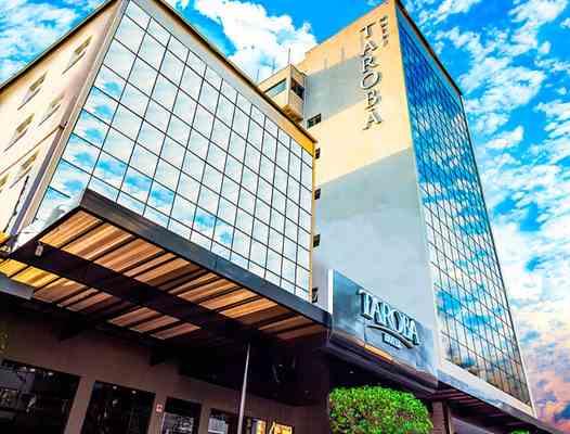 taroba hotel sustentabilidade